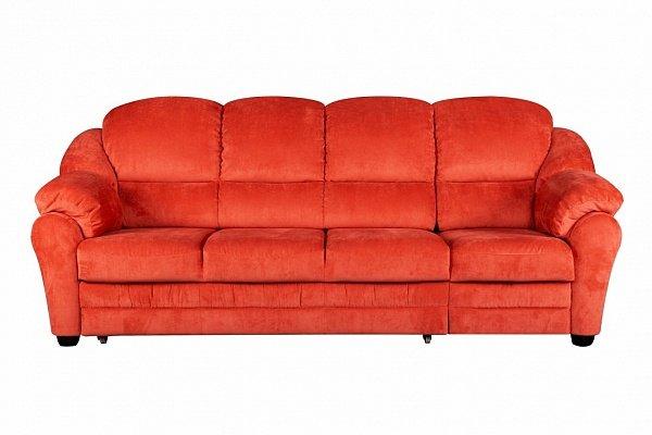 Диван Берг 4р Aquarelle col. 14 купить в Москве по цене от 63 990 руб. от мебельной фабрики Home Collection